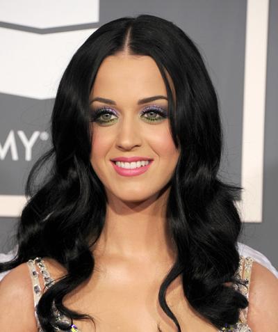 katy perry hair 2011