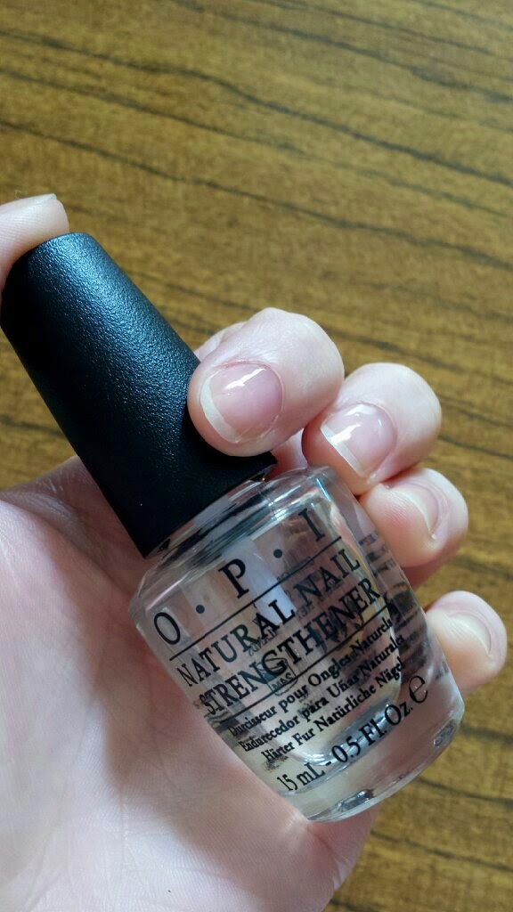 O.P.I Natural Nail Strengthener