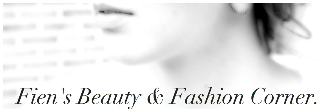 Fien's Beauty And Fashion Corner!