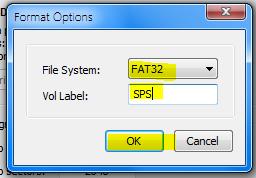 Mengembalikan Ukuran Flashdisk Dengan BootIce