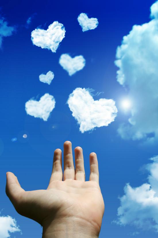 Hình nền tuyệt đẹp về đám mây