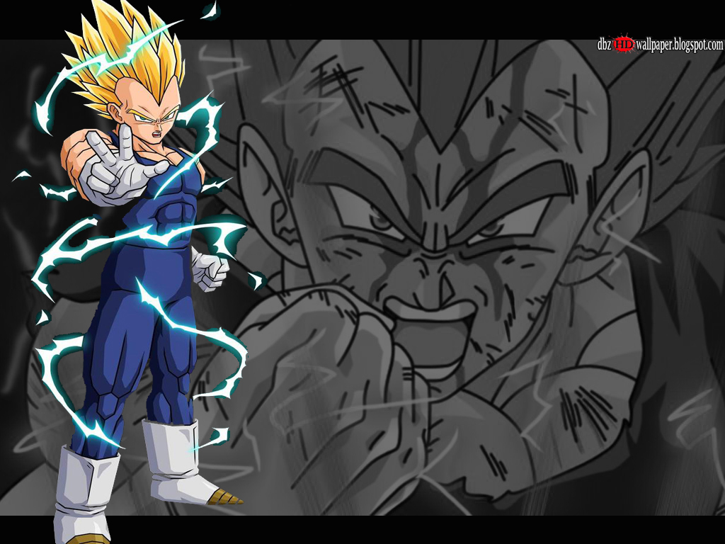 Vegeta the Prince
