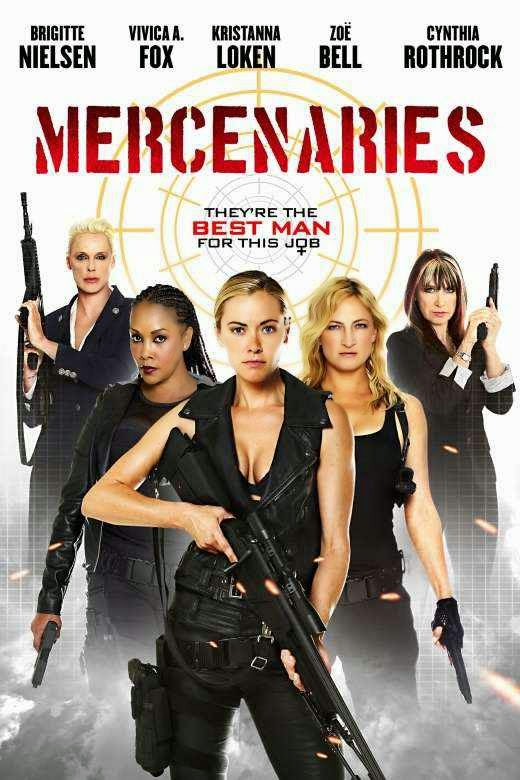 As Mercenárias – Legendado (2014)
