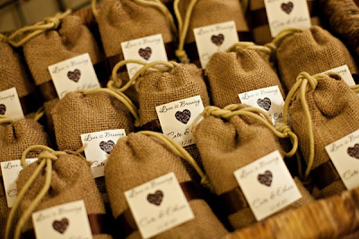 burlap+bags Your Wedding...Bringing the Destination Home