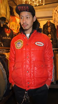 【SOLD OUT】Vintage Bell Specter jkt