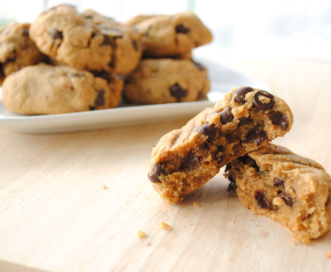 Leanne bakes: 15-minute Flourless Peanut Butter Cookies