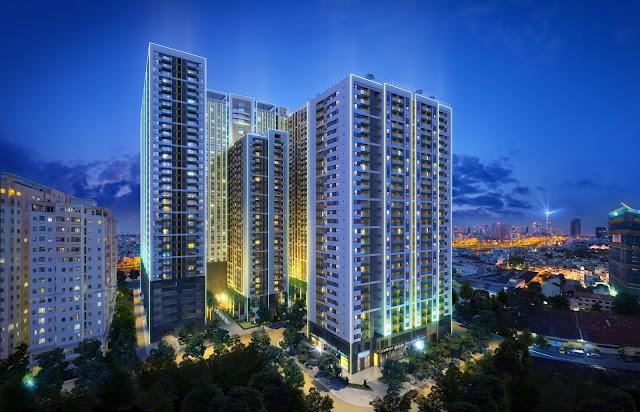 Thị trường căn hộ cao cấp khởi sắc với số lượng giao dịch tăng mạnh
