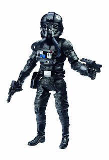 "Hasbro Star Wars Amazon.com Exclusive 3.75"" Droid Factory TIE Fighter Pilot Figure"