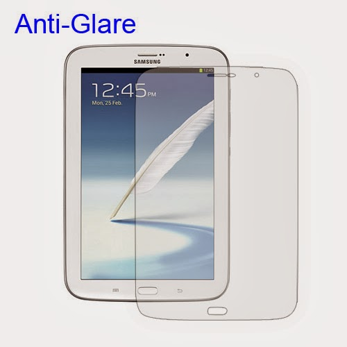 Anti-Glare Matte Screen Protector for Samsung Galaxy Note 8.0 N5100 N5110