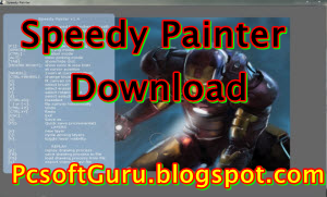 Speedy Painter 3.1.11 Download