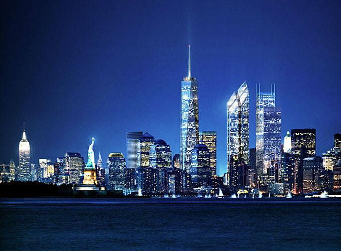 IMAGEM - Tecnologia de proteção do novo prédio do World Trade Center