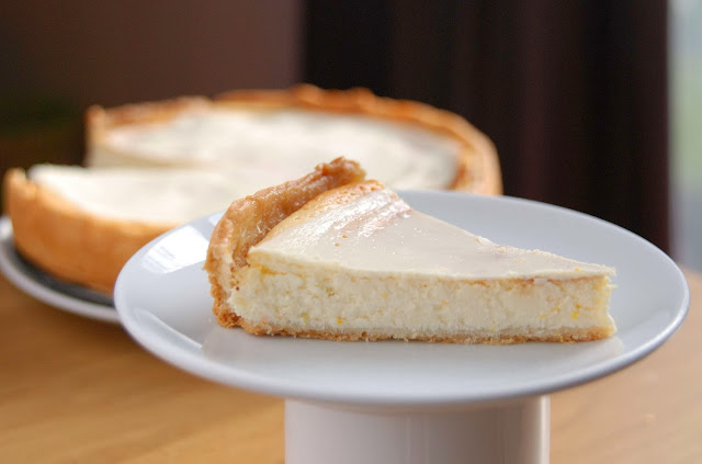 recette NYC cheesecake