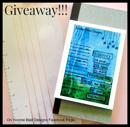 Art journal blog hop giveaways