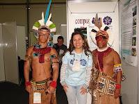 Participação no IV Fórum Brasileiro de Educação Ambiental -RJ