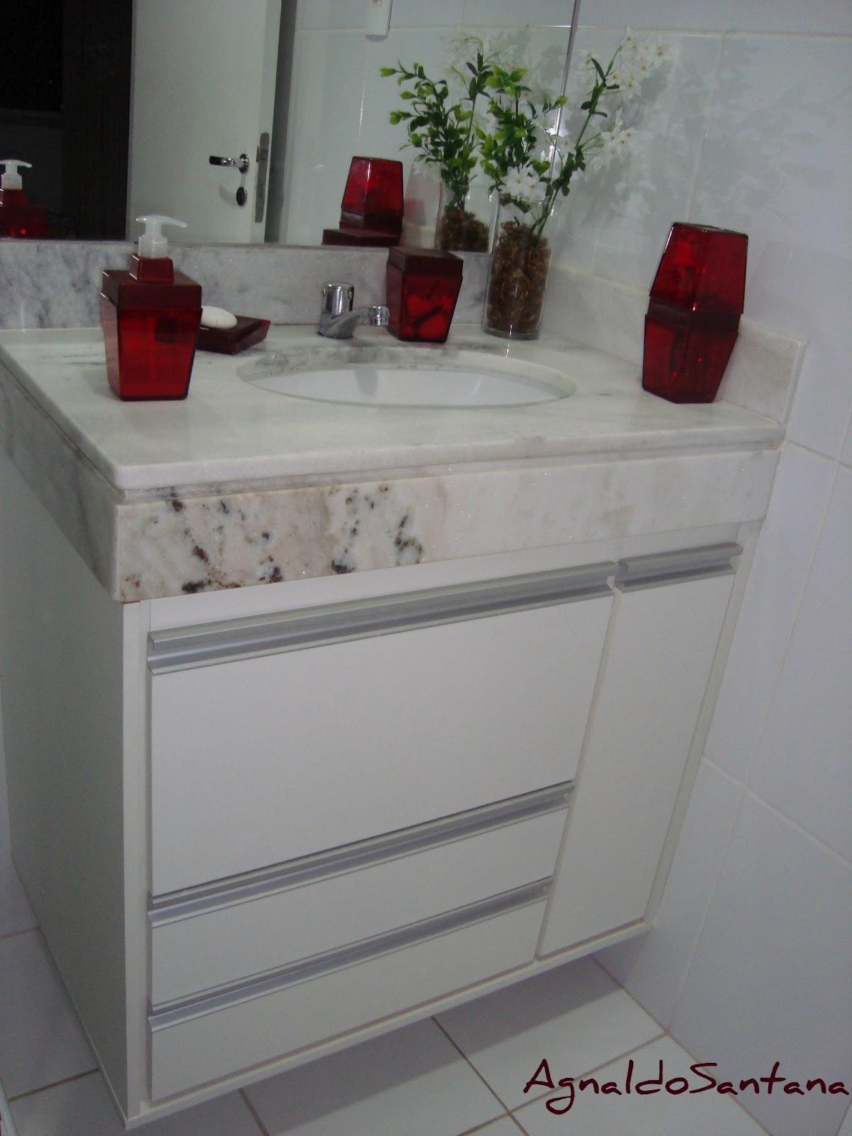 Agnaldo Santana : Banheiros #5E272A 1200x1600 Armario Banheiro Aluminio