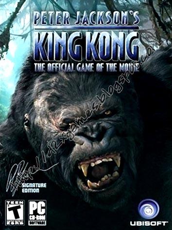 Free Download Games - King Kong