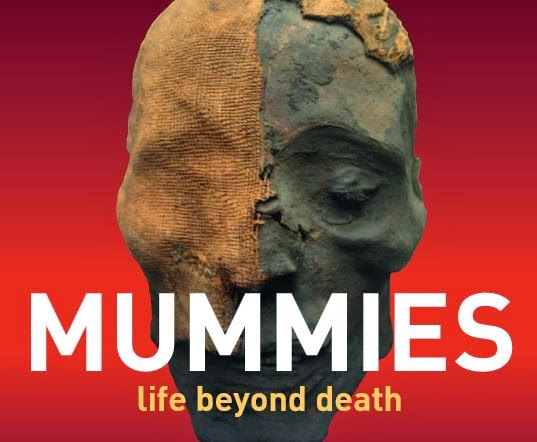 'Mummies. Life beyond death' at the Drents Museum, Netherlands
