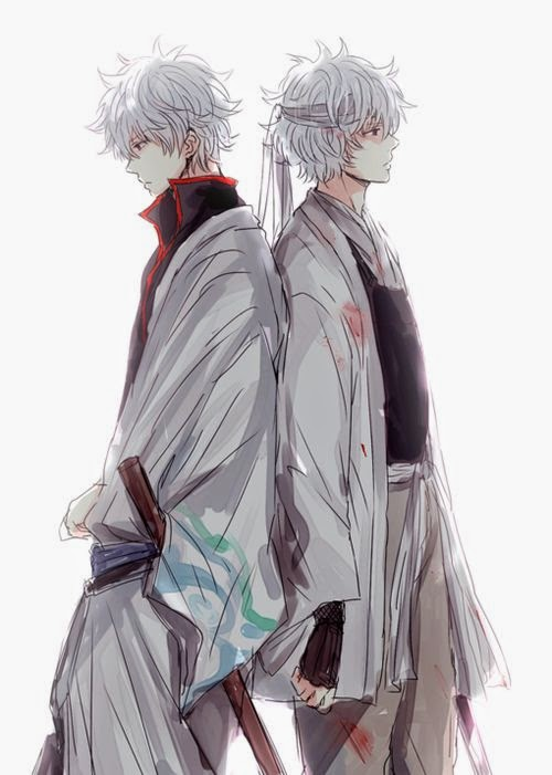 gintama otae and gintoki - photo #18
