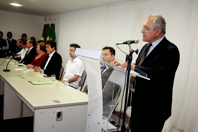 Novo secretário George Câmara toma posse defendendo uma política pública de Estado para o Esporte e para o Lazer