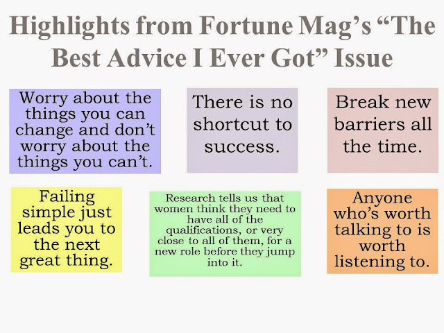 the best advise i ever got in life March 21, 2005 (fortune magazine) - warren buffett, 74 the best advice i ever got was from alois xavier schmidt i resigned the next week that was by far the best advice i've gotten in my life.
