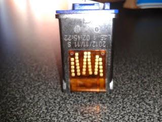 ink cartridge hp 122