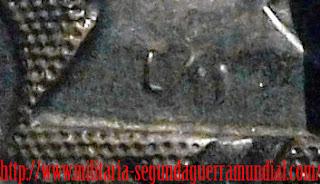 Insignia de Herido Cat. Negro de Deumer