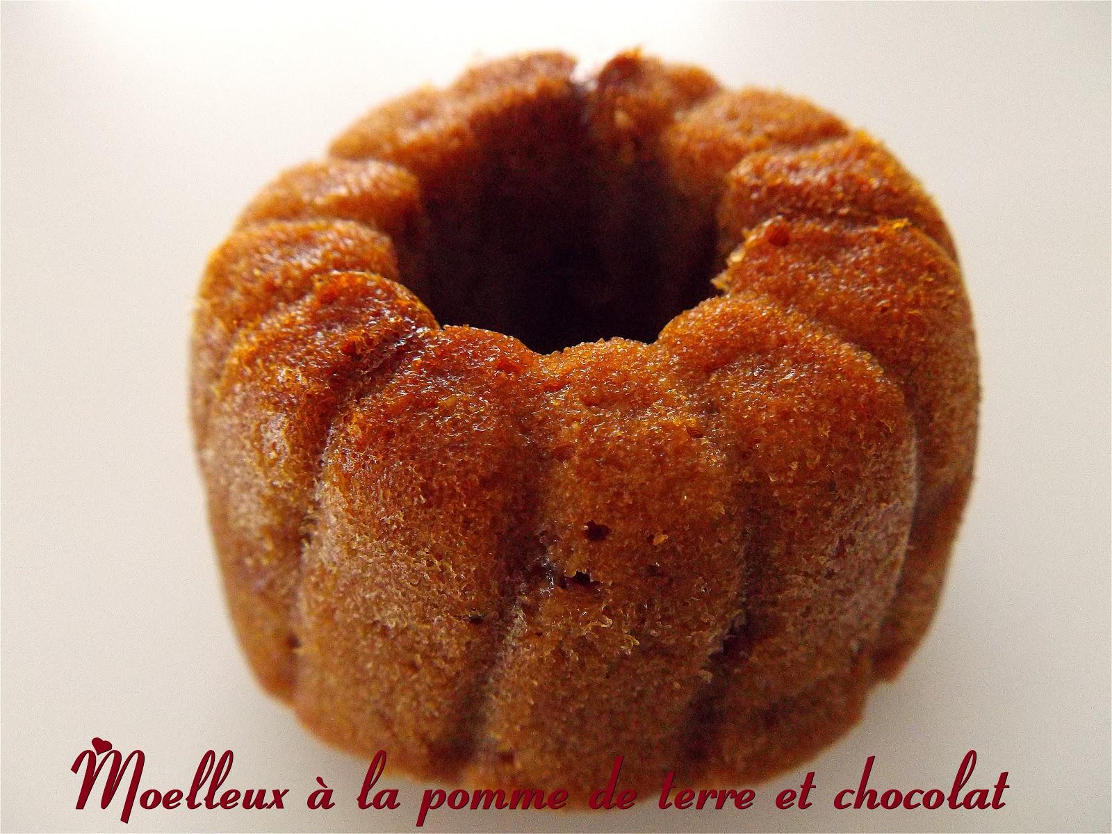Gateau gaga love cakes moelleux la pomme de terre et - Vivolta cuisine cherie qu est ce qu on mange ...