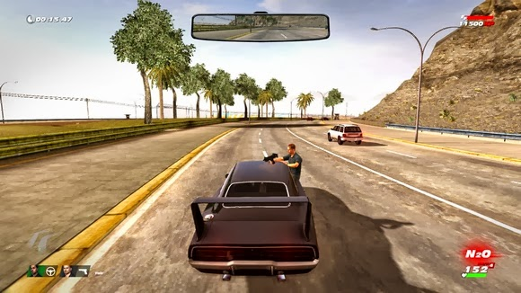 Fast and Furious: Showdown PC Game Screenshot 02