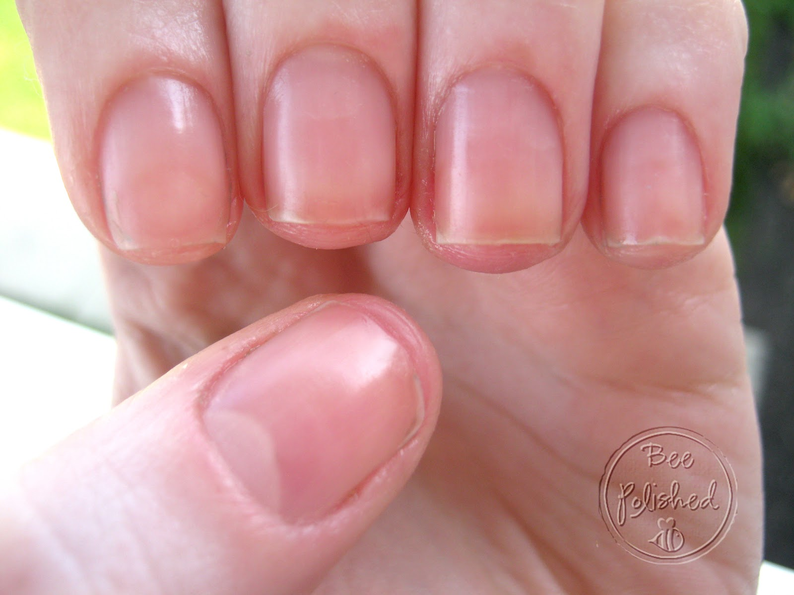 Rehab Your Nails: Basic Manicure - Bee Polished