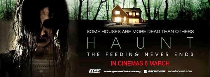 HAUNT Movie, Haunt, Haunt Movie Passes Giveaway, Giveaway, GSC Cinemas, GSC, TGV Cinemas, MBO