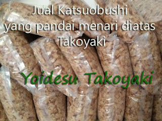 cara membuat takoyaki