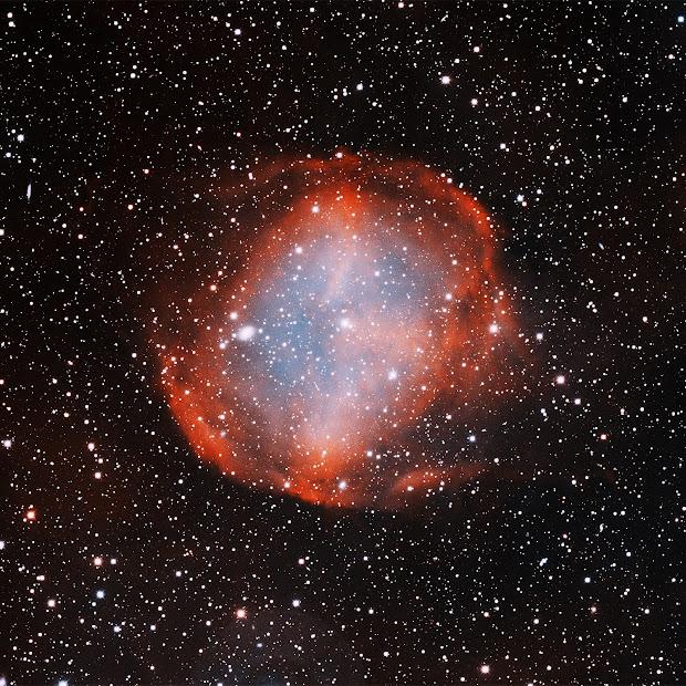Planetary Nebula Abell 74
