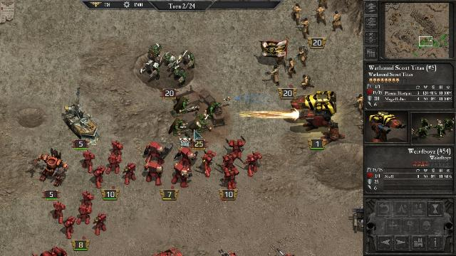 Warhammer 40k Armageddon PC Games Gameplay
