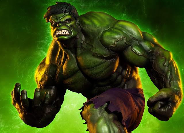 Tahukah kamu? Cerita The Incredible Hulk ternyata terinspirasi dari seorang wanita - taukagaklo