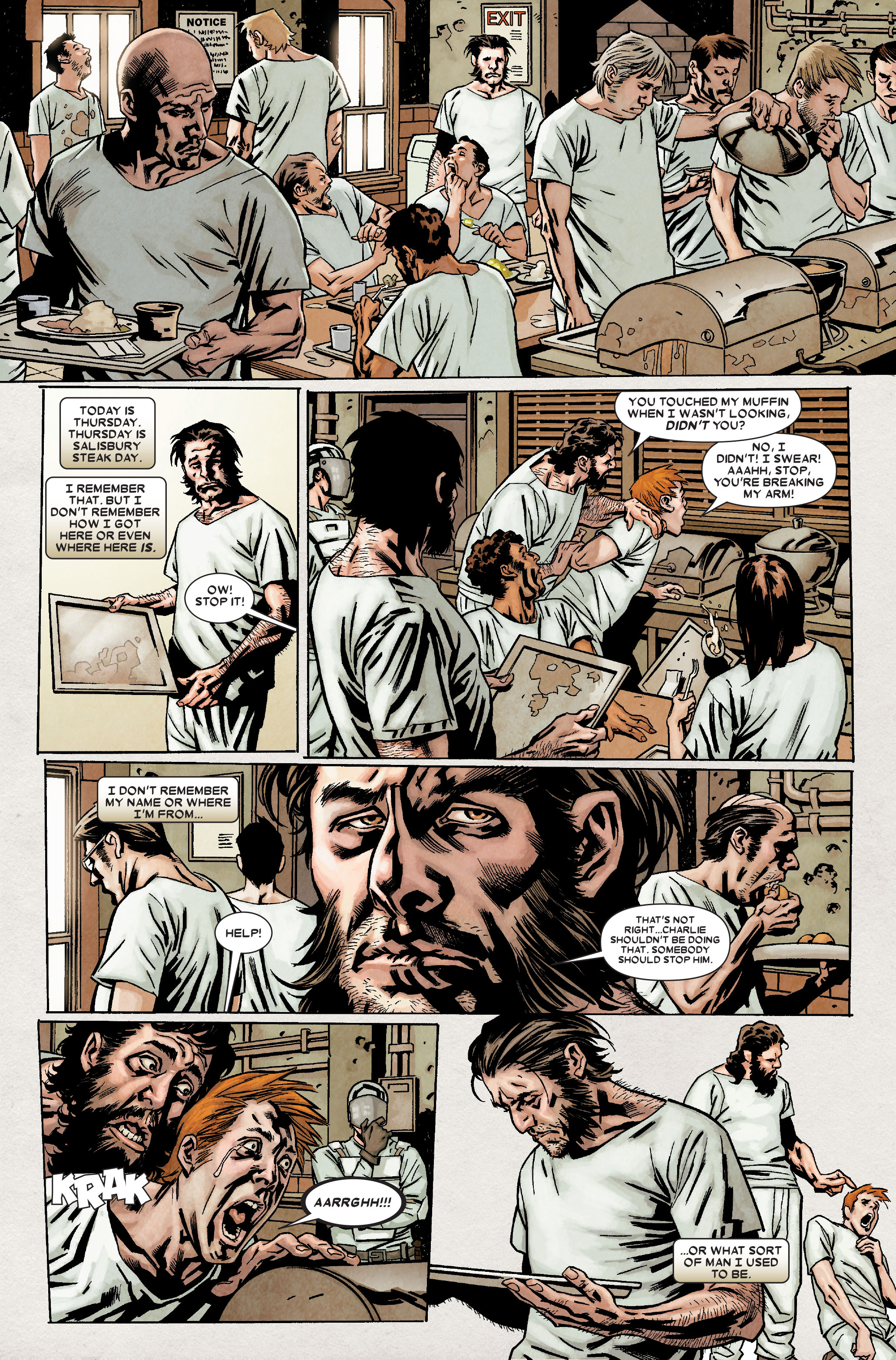 Wolverine: Weapon X #7 #10 - English 6