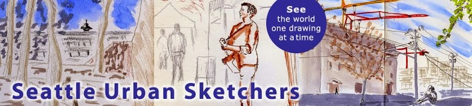 Urban Sketchers Seattle