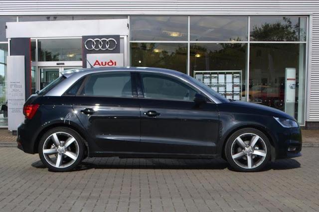 2015 Audi A1 1.0 TFSI SE
