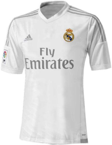 Jual Baju Bola Baru Real Madrid 2015/2016
