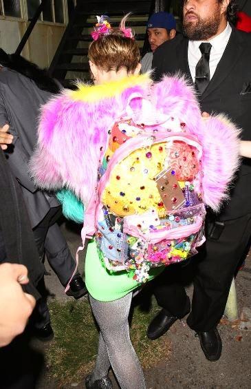 Fiesta 22 cumpleaños Miley Cyrus