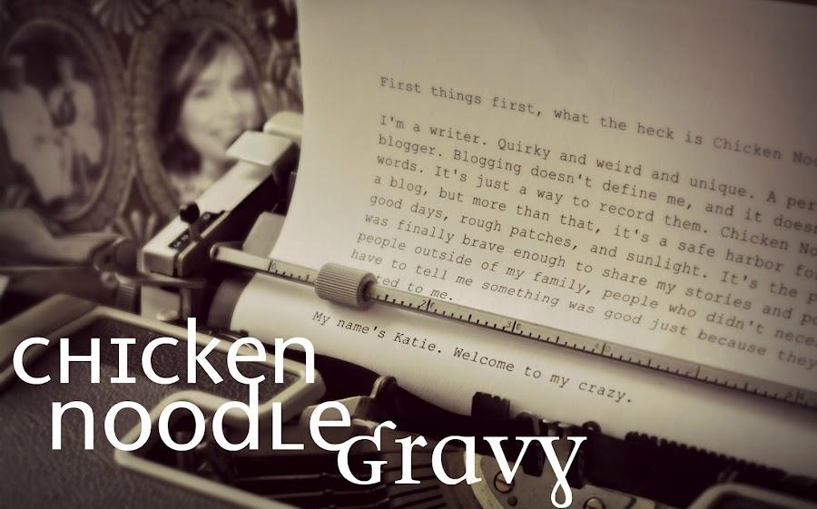 Chicken Noodle Gravy