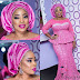 Pink Aso Ebi Styles : Beautiful and Lovely Styles
