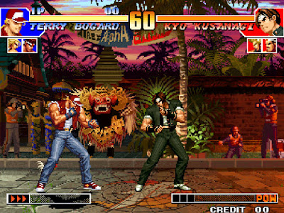 The King Of Fighter 97 Screenshot 1