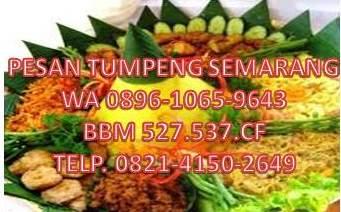 Nasi Tumpeng Semarang 0858-6507-9257