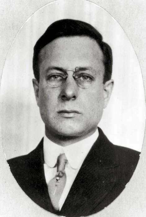 Ernest Francis Burchard