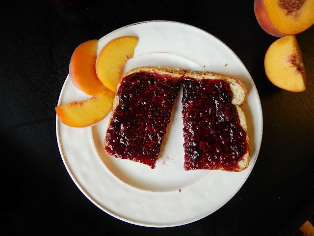 Blackberry Raspberry Jam with a Hint of Orange Flavor @originalwetnap  #conquerthemess #pmedia #ad