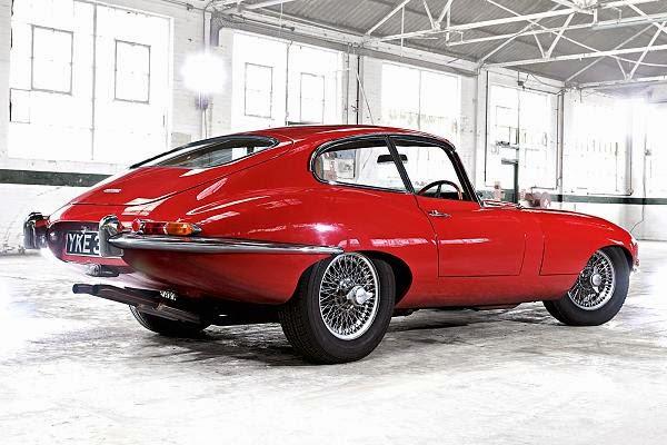 Gambar Mobil Sport - Foto Mobil Sport - Jaguar E-Type