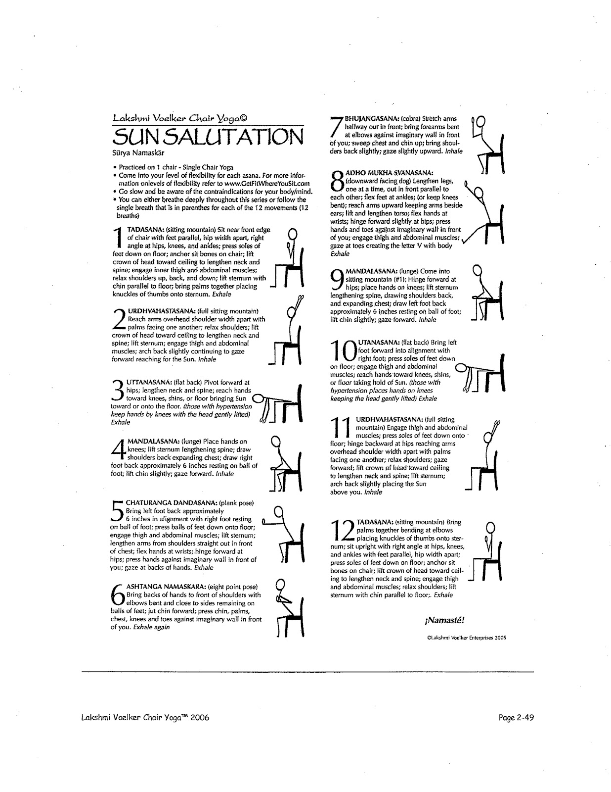 photograph relating to Senior Chair Exercises Printable named Routines For Seniors: Printable Workout routines For Seniors