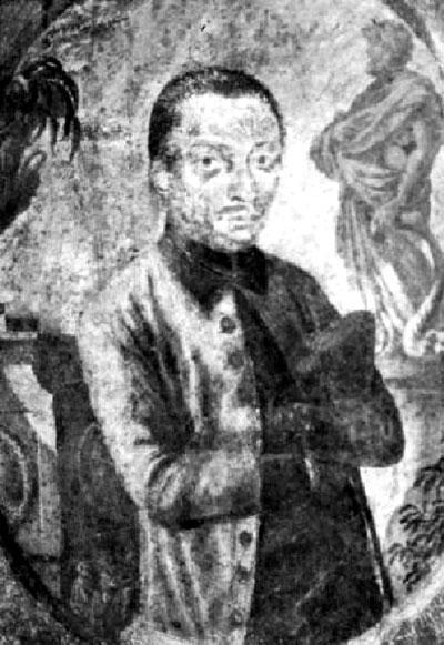 Memórias e Tesouros da Nossa História: Antonio Francisco