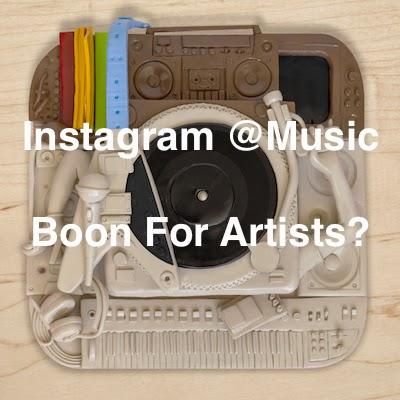 Instagram @Music image
