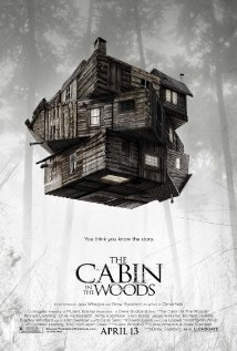 Cabinin the woods poster